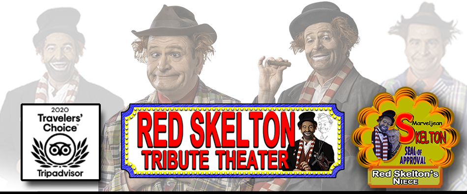 Red Skelton Character Pigeon Forge Brian Hoffman